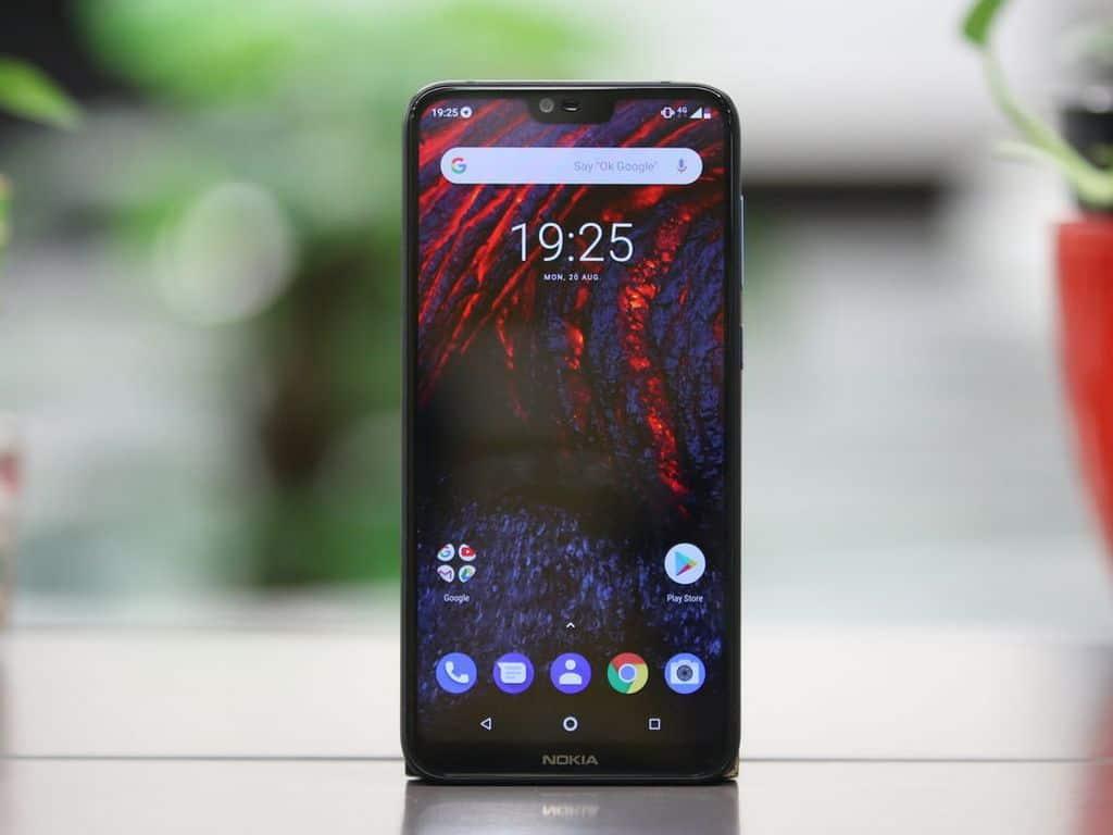 Android Pie Traz De Volta A Opcao De Ocultar O Entalhe No Nokia 6 1 Plus Maistecnologia