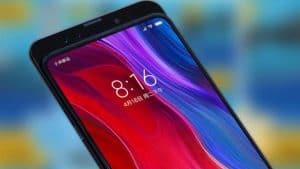 Teste comprova que traseira do Xiaomi Mi Mix 3 pode deslizar 600 mil vezes