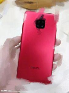 Imagem revela Meizu Note 8 Plus com quatro câmeras na traseira