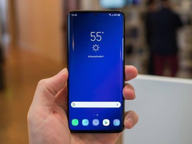 Samsung Galaxy S10 pode ter uma variante com 12GB de RAM e 1TB