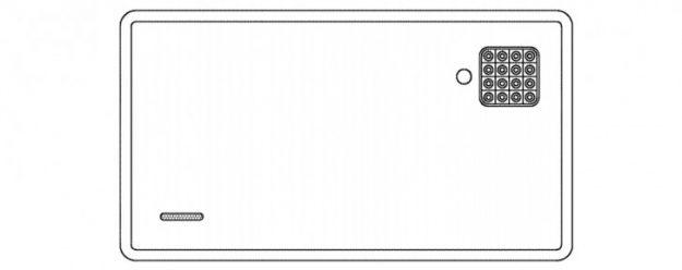 LG regista patente de smartphone com 16 sensores para câmara