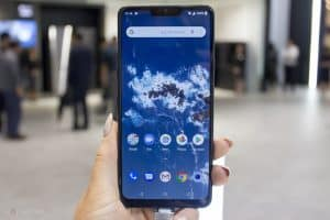 Android 9.0 Pie chega ao LG G7 One