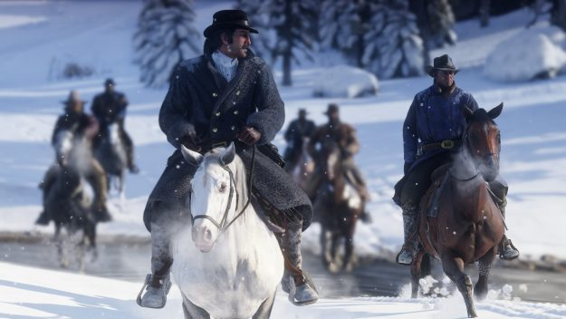 Red Dead Redemption 2: Online – Primeiras Impressões