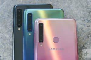 Samsung libera primeira atualização de software do Galaxy A9 (2018)