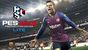 PES 2019 Lite: o jogo é grátis e a aposta da Konami para dar a volta por cima