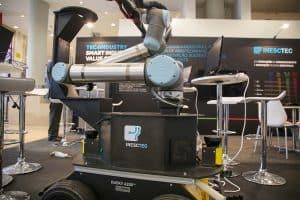 Robô para indústrias automóvel e aeroespacial vai ser testado no Porto