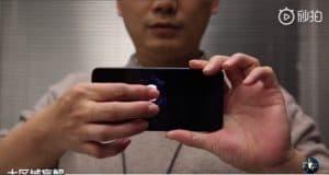 Xiaomi demonstra o melhor sensor de impressões digitais no ecrã até ao momento