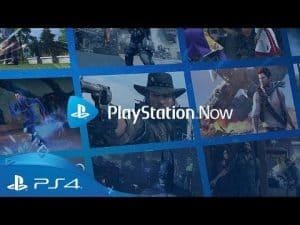 PlayStation anuncia que o serviço de videojogos emstreamingPlayStation Now chega a Portugal em breve