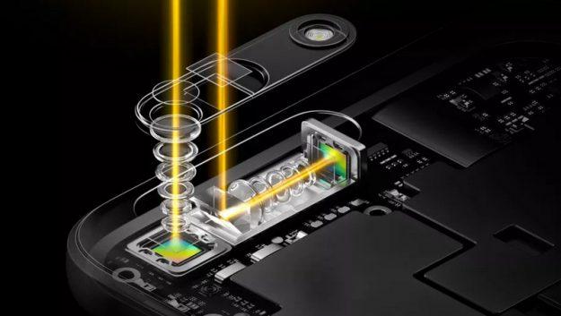Oppo oficializa um sensor ótico 10x e um sensor biométrico no ecrã maior