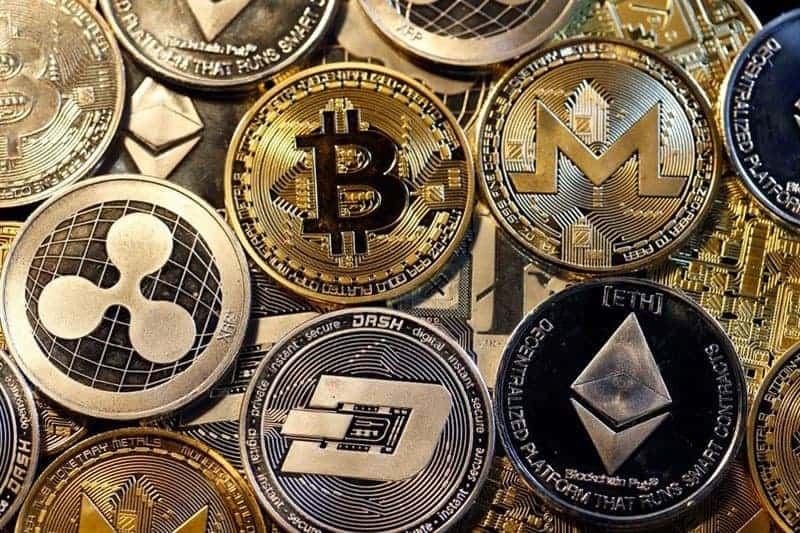 agência de investimento em criptomoeda