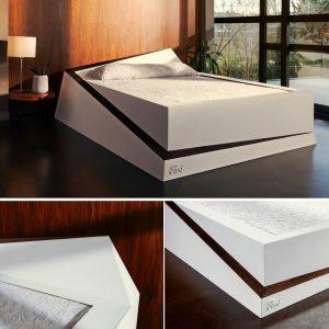 A Ford inventou um cama de casal anti transgressão