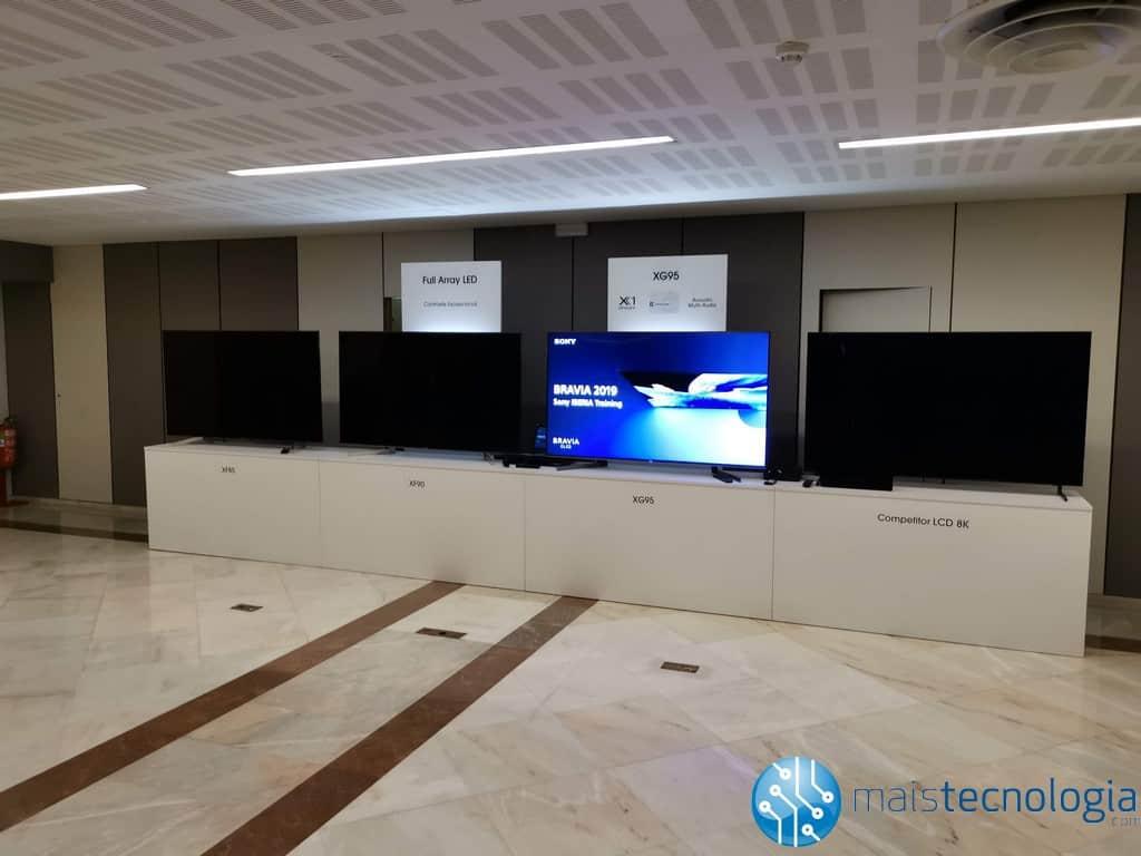 09d187e66 Além disso, a Sony também recebeu novidades na sua gama de TVs com ecrã LCD  com a entrada das séries XG95, XG90, XG85, bem como a incorporação das novas  ...