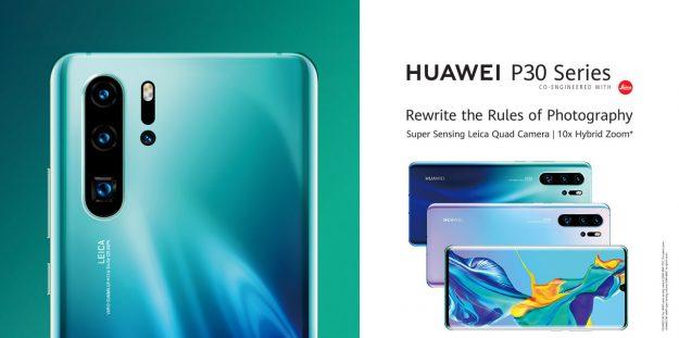 Huawei revela tudo sobre o Huawei P30 e P30 Pro
