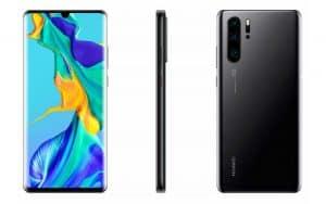 Surgem novas imagens do Huawei P30 e Huawei P30 Pro