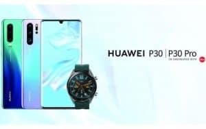 Leak: Surgem novas imagens e os vídeos promocionais do Huawei P30