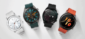 Huawei Watch GT recebe as versões Active e Elegant Edition
