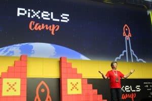 Já começou o Pixels Camp 2019