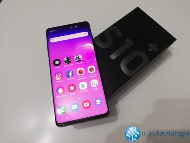 Análise Samsung Galaxy S10+: O novo topo de gama da marca Coreana