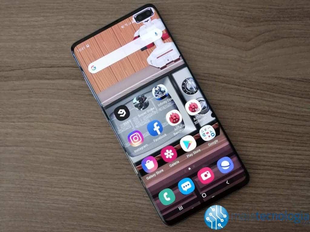 Wallpapers Do Samsung Galaxy S10 Estao Na Moda Veja Aqui Alguns