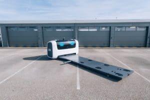 Conheça o Stan: o robô que o ajuda a estacionar nos aeroportos