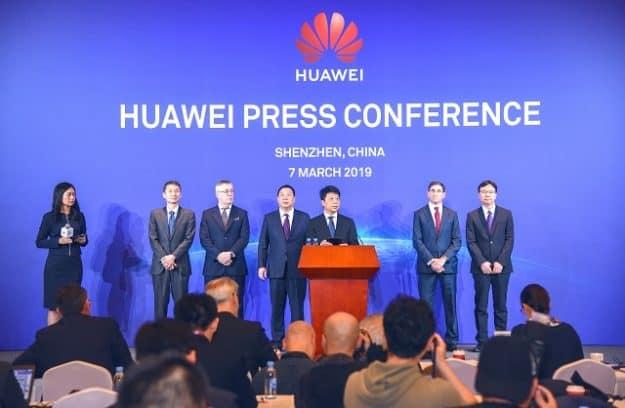 É oficial: Huawei processa o Governo dos EUA