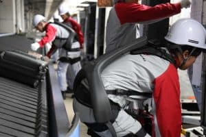 Robôs guias nos Jogos Olímpicos de 2020