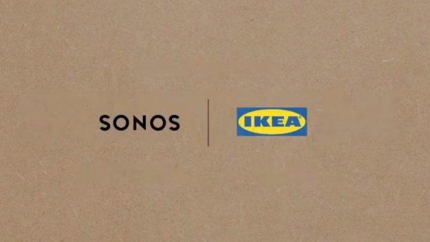 Ikea vai lançar colunas de som em parceria com a Sonos