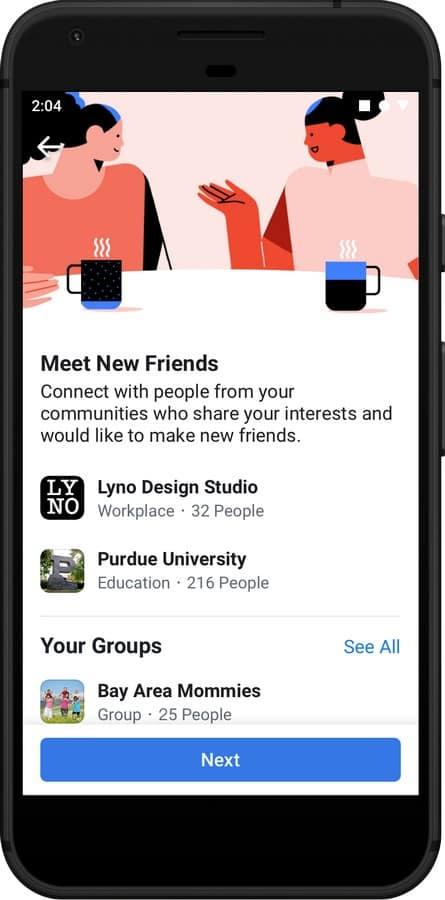 04716acd5 F8: Facebook apresenta novidadades no grupos e introduz o Facebook ...