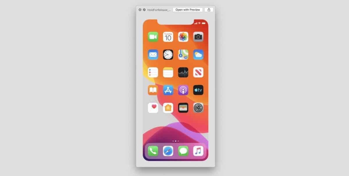 Evento Apple iPhone 11