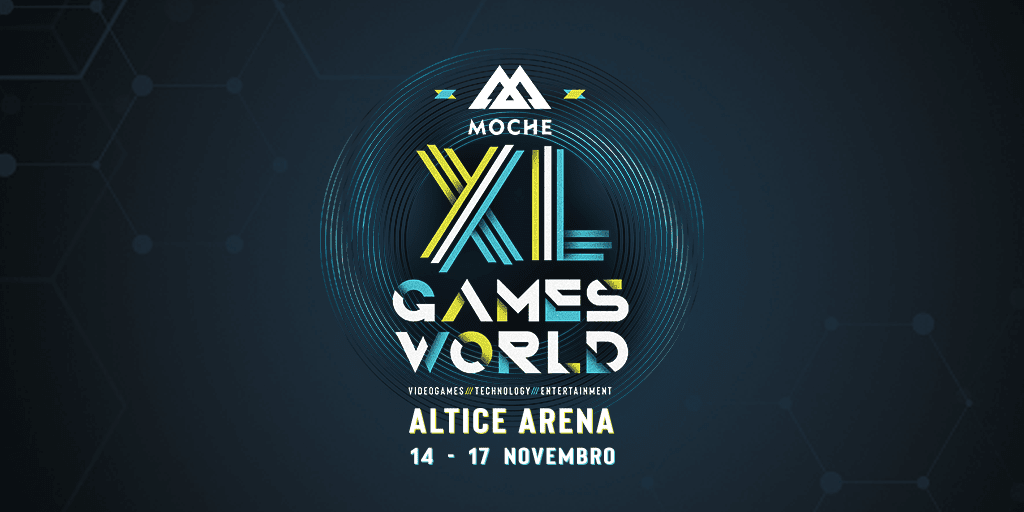 MOCHE XL Games World anunciado e quer levar 40 mil pessoas à