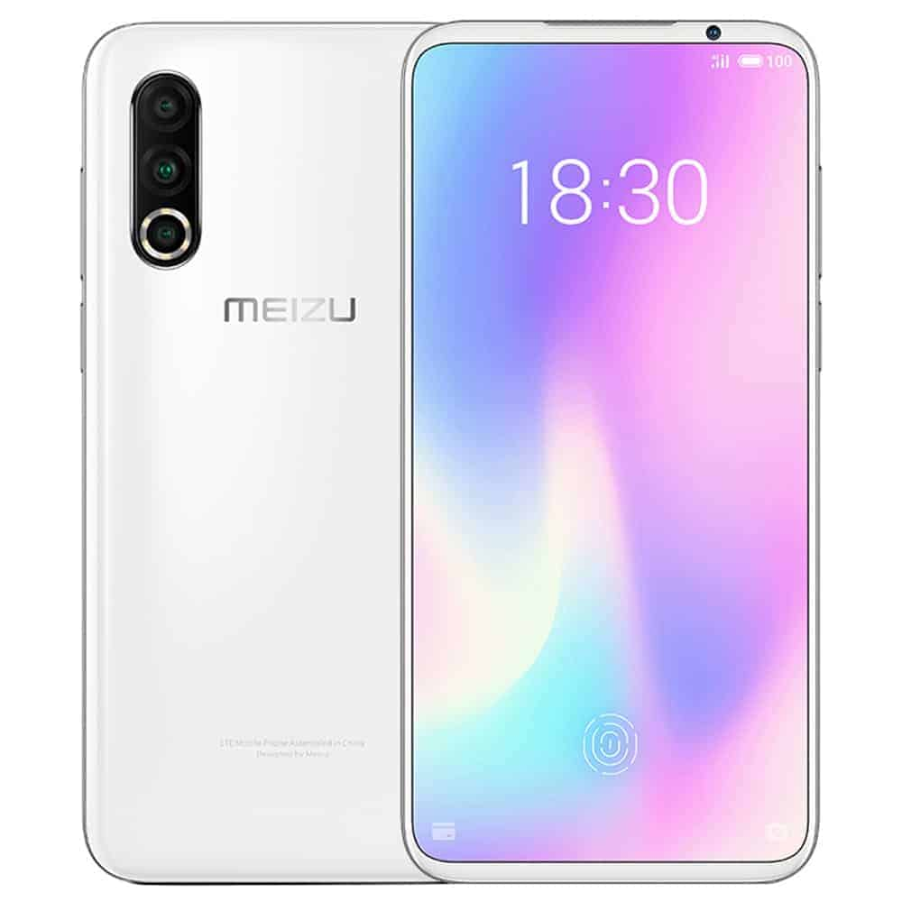 Meizu 16s Pro Plus to be released soon