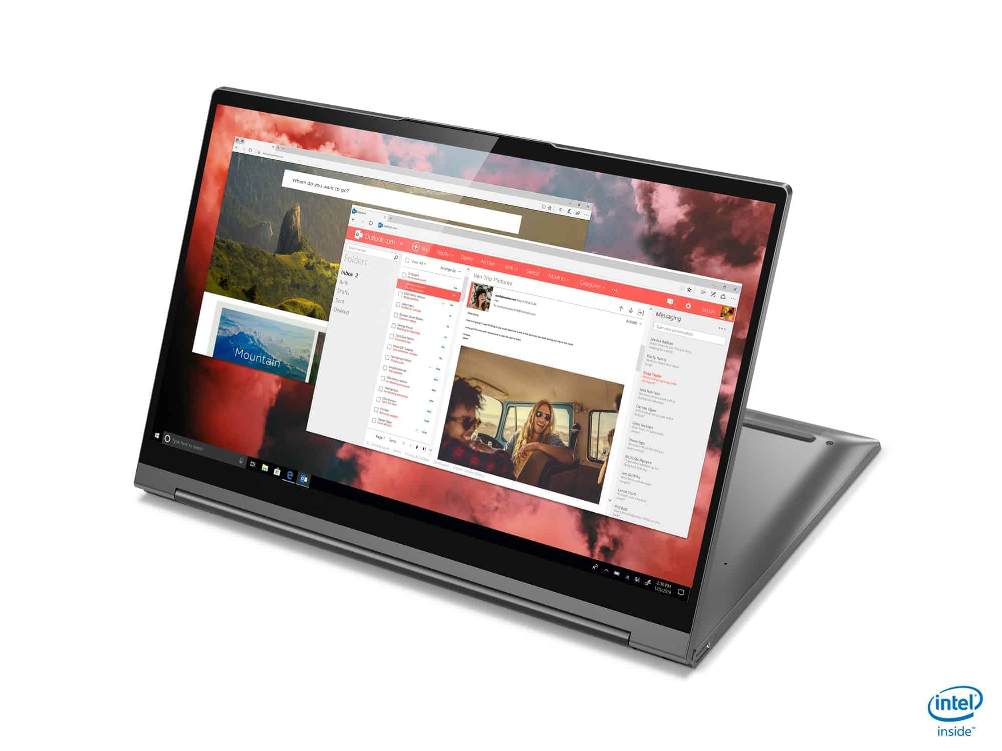 Lenovo launches new computers in Portugal just in time for Christmas