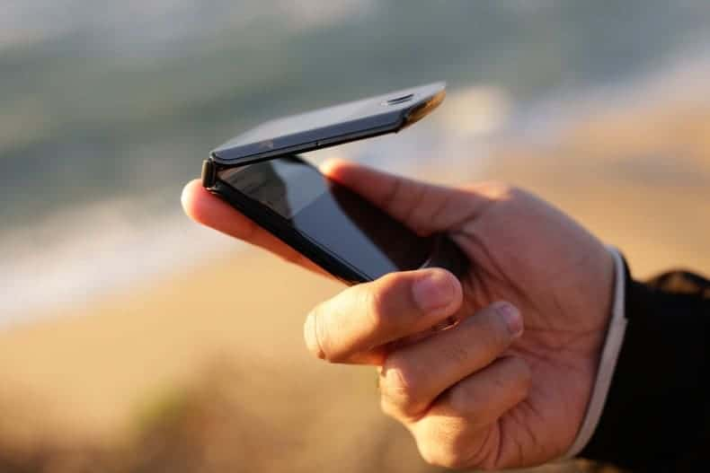 Foldable phones don't get rest!
