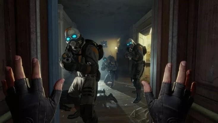 Half-Life: Alyx had almost 1 million RV users on Steam