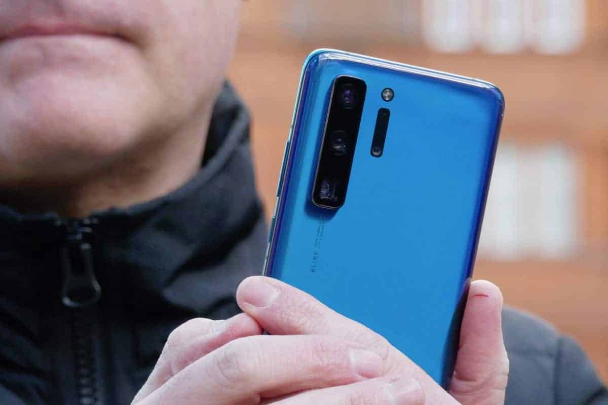 New information on the Huawei P40