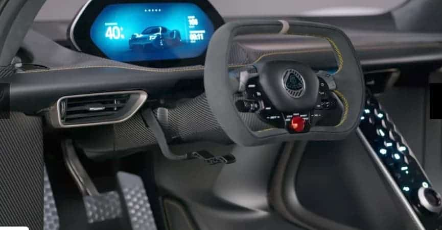 New Lotus Evija sold out for 2020