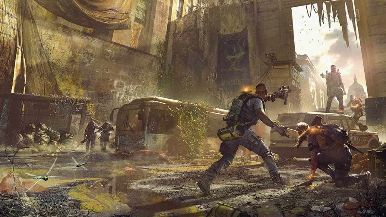 """The Division 2 - """"Warlords of New York"""": First impressions"""