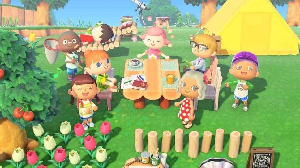 Animal Crossing: New Horizons, the new update 1.2.1 brings little change