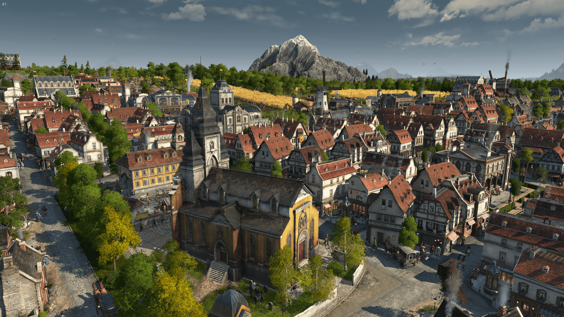 "Review of Anno 1800: Season Pass 2 - ""Seat of Power"""