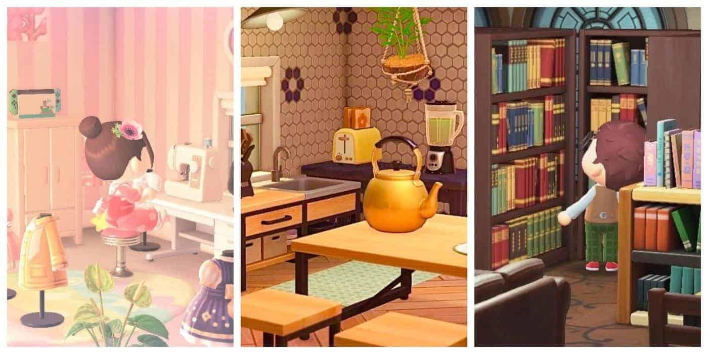 Animal Crossing: New Horizons, como pôr a casa mais ...