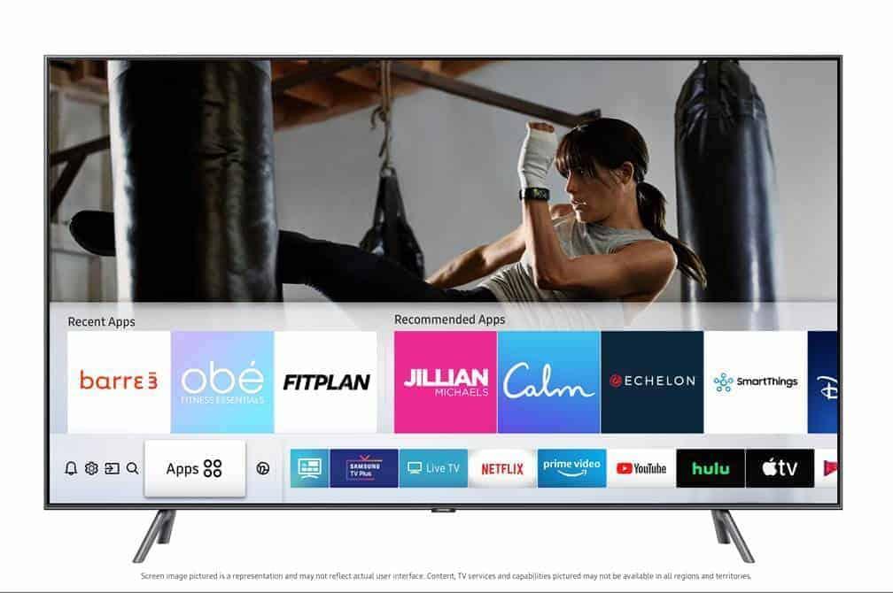 Samsung lança aplicação de saúde e bem-estar nas suas Smart Tvs em parceria com marcas de Fitness | MaisTecnologia