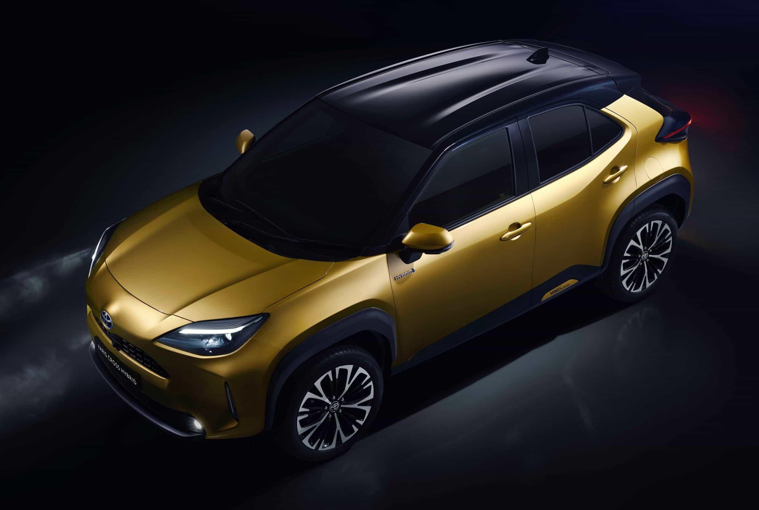 Toyota Revela O Novo Suv Compacto Yaris Cross Maistecnologia