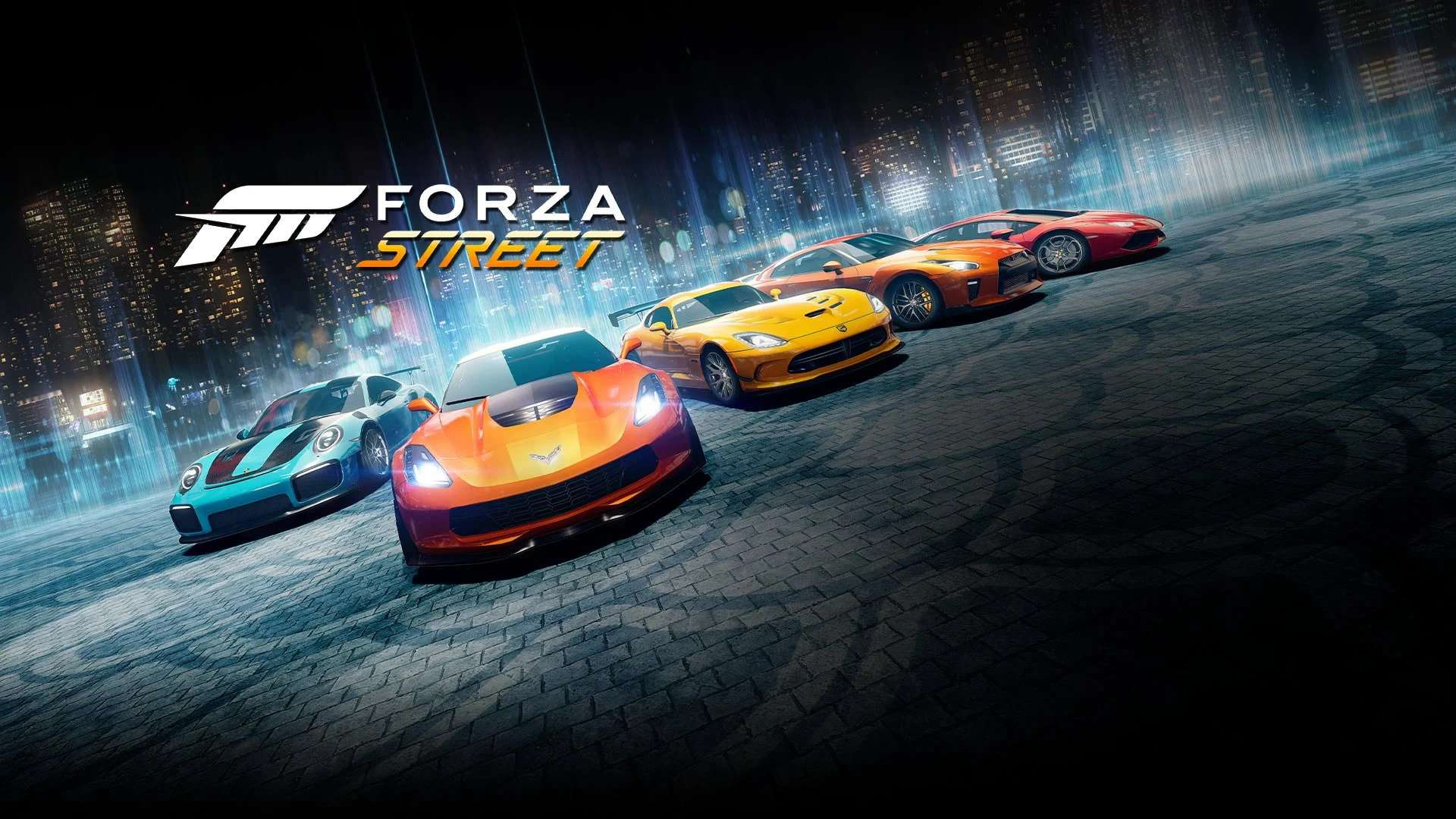 Forza Street accelerates on Apple and Android smartphones
