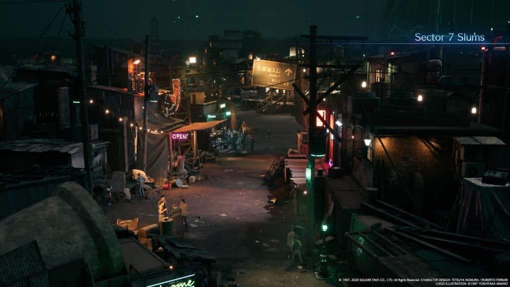 O remake Final Fantasy VII tem novas Side Quest | MaisTecnologia