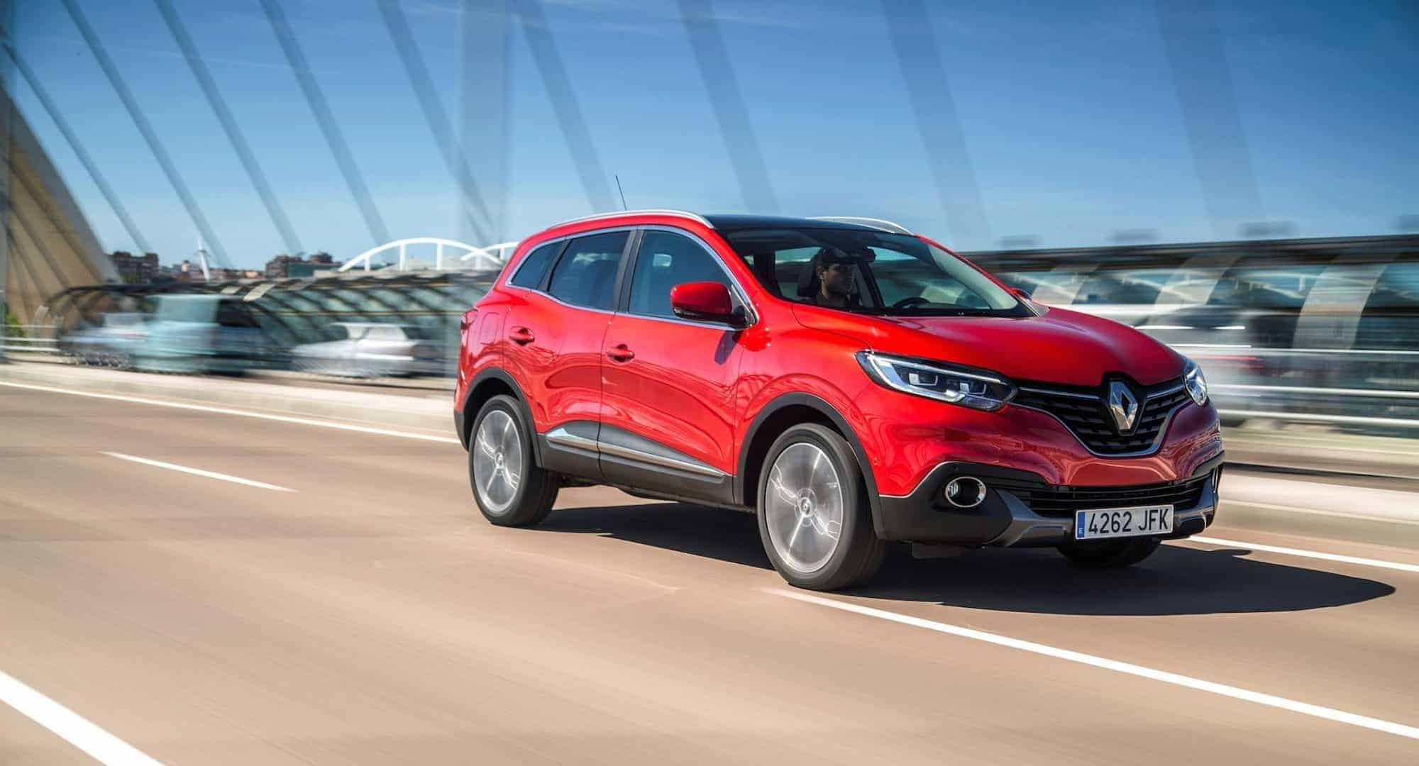 Renault may be planning two new SUVs for the UK plant