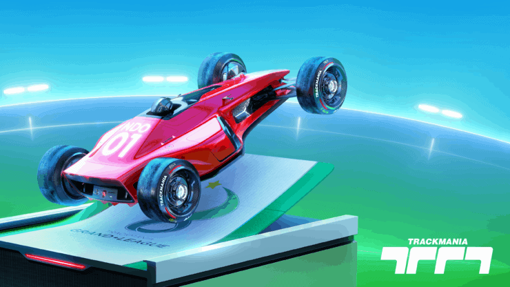 Trackmania: Three hundred and sixty-five tracks per year