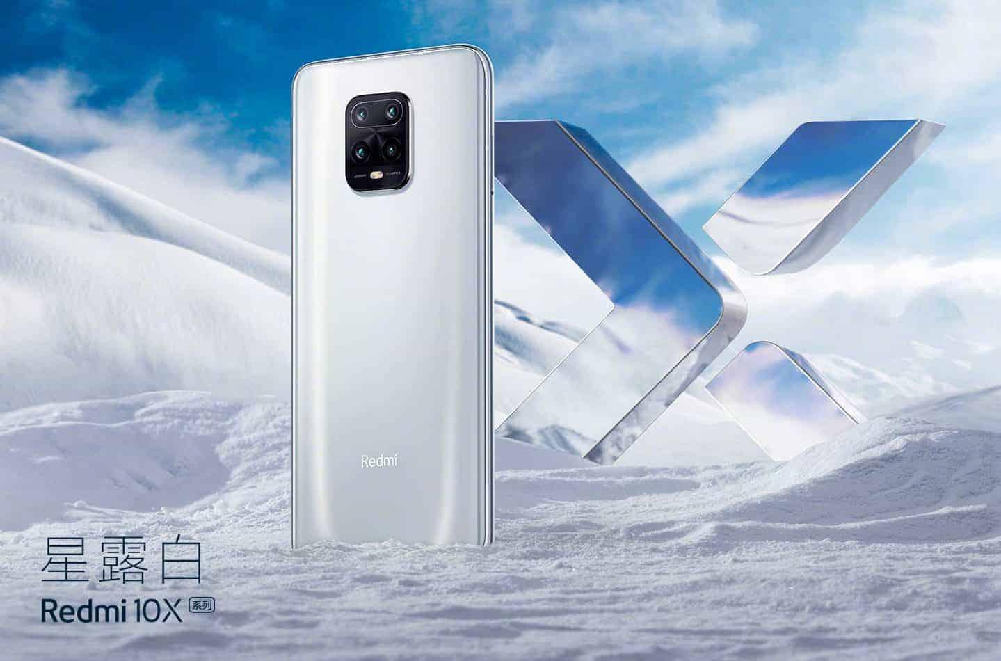 Xiaomi Redmi 10X 5G AnTuTu