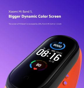 Xiaomi Mi Band 4 is the best-selling smartband in the world