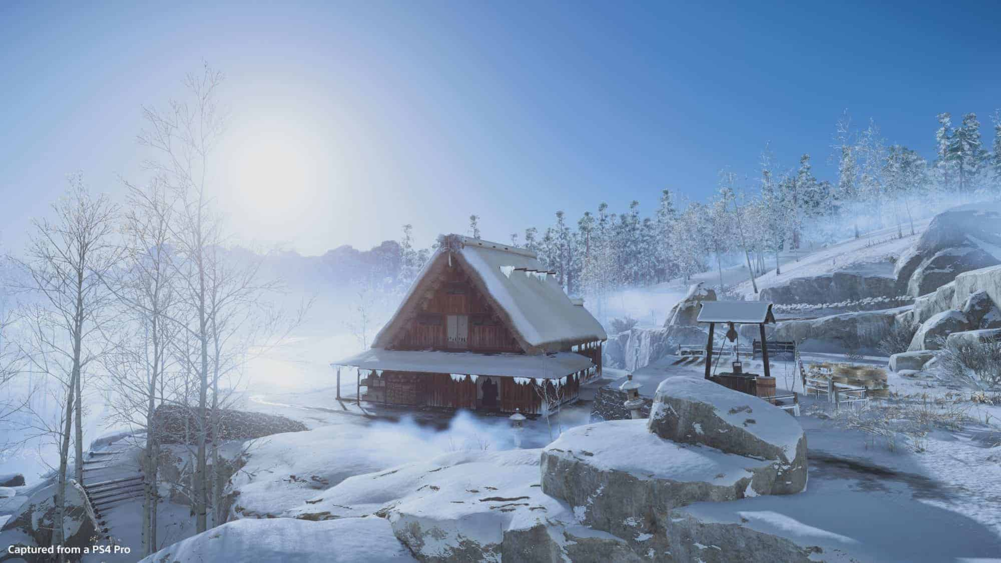 Review of Ghost of Tsushima - a striking open world title