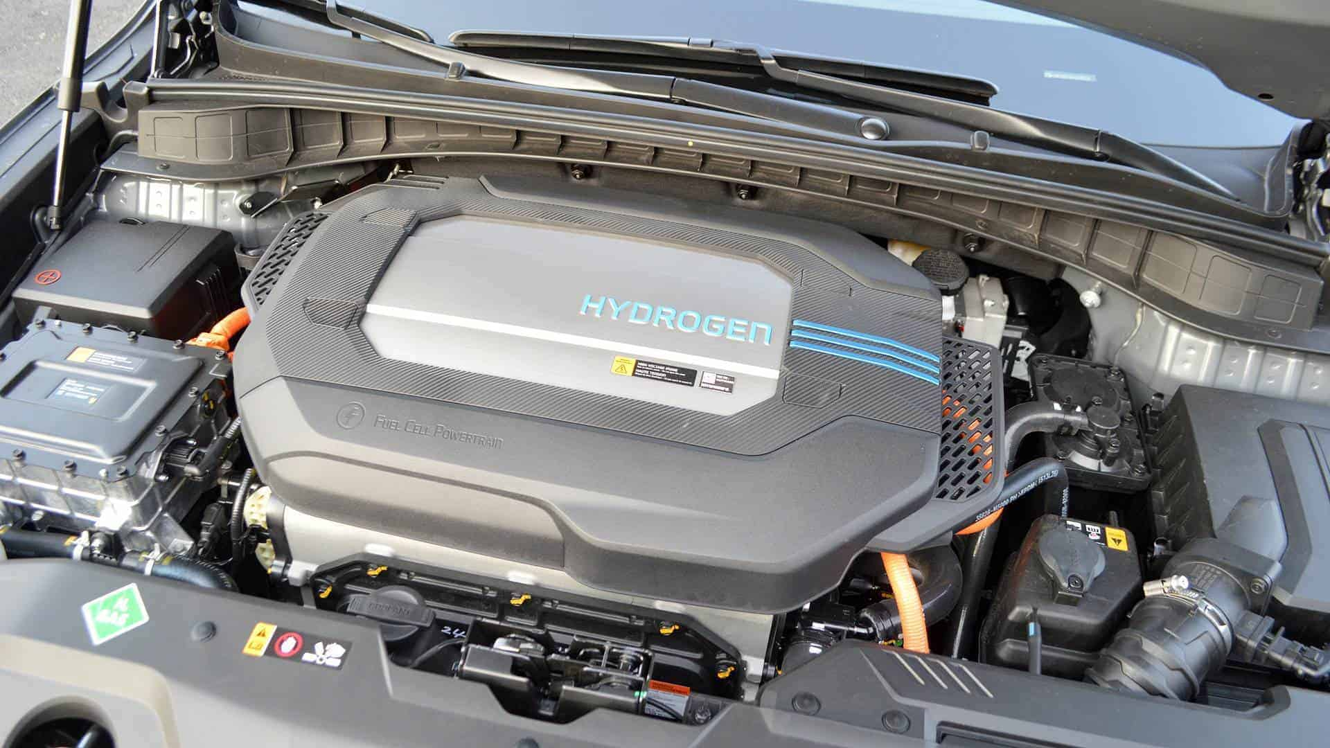 Hyundai changes the hydrogen fuel-cell strategy by betting more on ...
